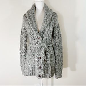 PINK Victoria's Secret Wool Cardigan with Gems